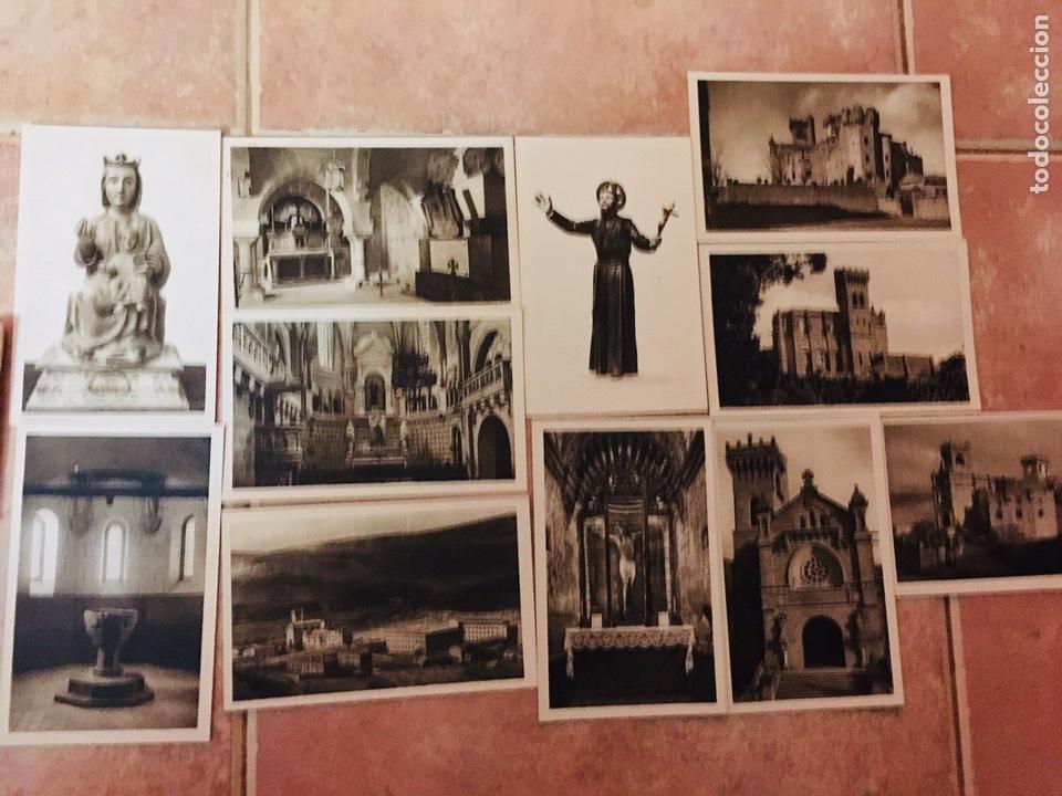 Postales: Recuerdo del Castillo de javier (Navarra) 10 postales - Foto 2 - 224496075