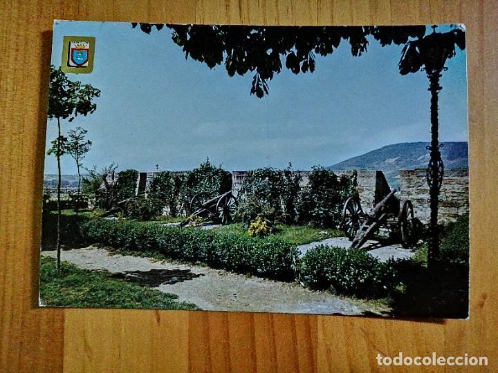 POSTAL - REDIN (PAMPLONA) - ANTIGUAS MURALLAS (Postales - España - Navarra Moderna (desde 1.940))