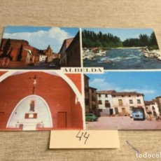 Postais: POSTAL - LOGROÑO - ALBELDA. Lote 227696255