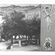 Postais: P-12002. POSTAL HOTEL BALNEARIO BETELU, NAVARRA. AÑO 1965.. Lote 228251720