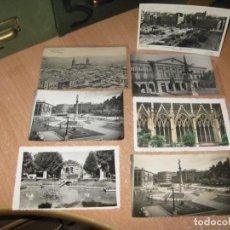Postales: 25 POSTALES DE PAMPLONA. Lote 229006380