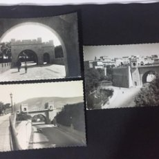 Postales: PAMPLONA - LOTE DE 3 POSTALES PORTAL NUEVO - ED. DARVI. Lote 230061290