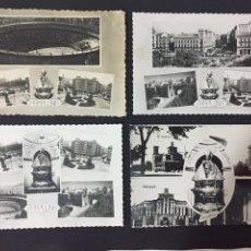 Postales: PAMPLONA - LOTE DE 5 POSTALES MOSAICO - ED. DARVI. Lote 230063460
