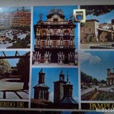 Postales: POSTAL DE PAMPLONA. Lote 230260245