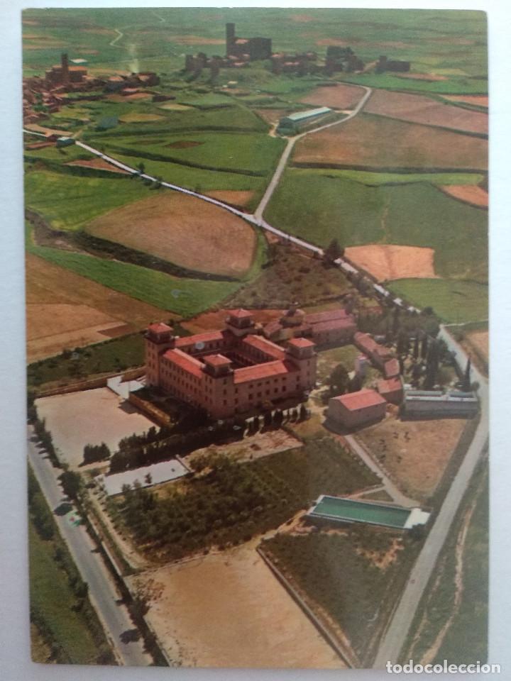 SEMINARIO, CERCO Y VILLA ARTAJONA, NAVARRA. (Postales - España - Navarra Moderna (desde 1.940))