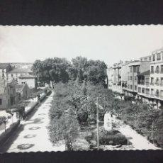 Cartoline: TUDELA - PASEO DE VADILLO - Nº 34 ED. DARVI. Lote 231057185