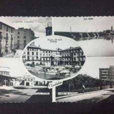 Postales: TUDELA - POSTAL MOSAICO 5 VISTAS - ED. DARVI. Lote 231059045