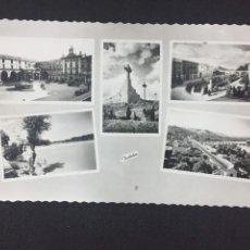 Postales: TUDELA - POSTAL MOSAICO 5 VISTAS - ED. DARVI. Lote 231059310