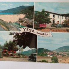 Postais: YESA (NAVARRA) - VARIAS VISTAS EN LA RUTA A SANTIAGO.. Lote 231480270