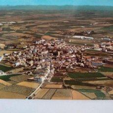 Postais: MARCILLA (NAVARRA), VISTA AÉREA DE PANORÁMICA GENERAL DE LA VILLA - FOTO KABILA Nº 6859. Lote 231481505