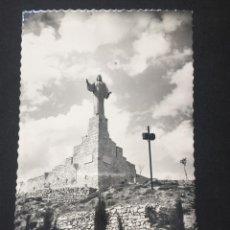 Postais: TUDELA - MONUMENTO AL SAGRADO CORAZÓN DE JESÚS - Nº 1 ED. DARVI. Lote 231602510