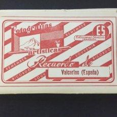 Postales: VALCARLOS - LIBRITO DE 10 POSTALES 14 X 9CM - ED. SICILIA. Lote 231730520