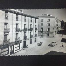 Postales: TUDELA - CARRETERA DE ZARAGOZA - Nº 37 ED. DARVI. Lote 231738165