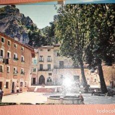 Postales: Nº 4460 POSTAL ESTELLA NAVARRA PLAZA DE SAN MARTIN. Lote 233143860