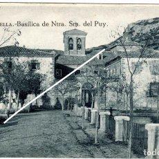 Postales: PRECIOSA POSTAL - ESTELLA (NAVARRA) - BASILICA DE NTRA. SRA. DEL PUY. Lote 235323405