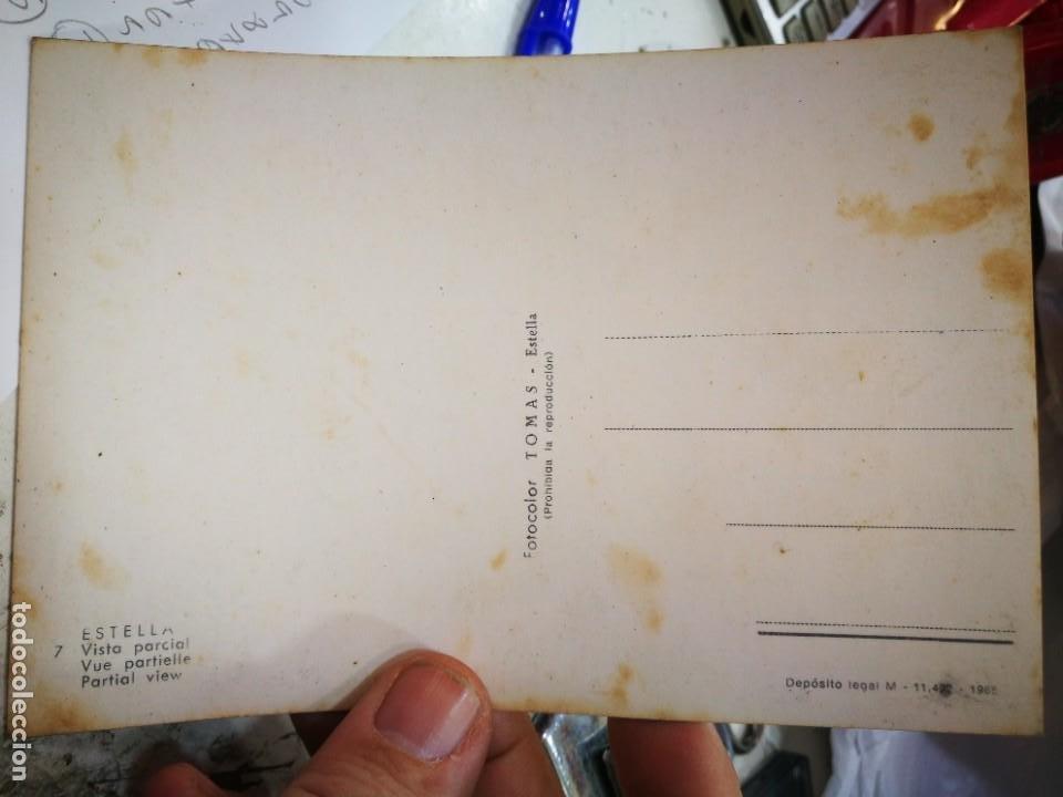 Postales: Postal Estella Vista Parcial N 7 TOMAS S/C - Foto 2 - 236224215