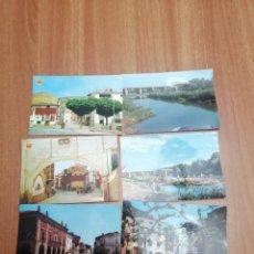 Postales: LOTE 12 POSTALES LODOSA (NAVARRA). Lote 242387570