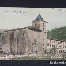 Postales: POSTAL URDAX URDAZUBI NAVARRA IGLESIA - CA 1910. Lote 243207895