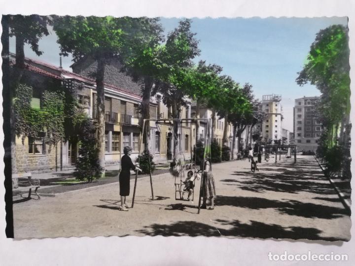 POSTAL VITORIA, CALLE DE GOICOECHEA, AÑOS 60 (Postales - España - Navarra Moderna (desde 1.940))