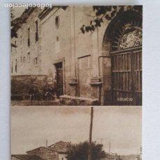 Postales: VIANA - COLEGIO - LA SOLANA - P44415. Lote 244573535