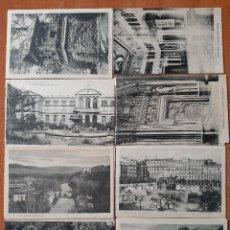 Postales: LOTE 15 POSTALES EN NEGRO DE PAMPLONA. Lote 244695855