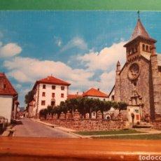 Postales: ANTIGUA POSTAL DE BURGETE DE NAVARRA. Lote 244867275