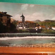 Postales: ANTIGUA POSTAL DE SANTESTEBAN DE NAVARRA. Lote 244867515