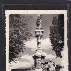 Postales: POSTAL DE ESPAÑA - 98. PAMPLONA MONUMENTO A LOS FUEROS. Lote 245204190