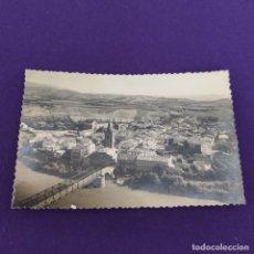 Postales: POSTAL DE SANGUESA (NAVARRA). VISTA GENERAL. FOTO SICILIA.. Lote 245426470
