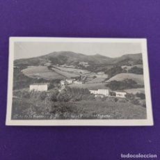 Postales: POSTAL DE DANCHARINEA (NAVARRA). VISTA DE LA FRONTERA DE DANCHARINEA.. Lote 245426615