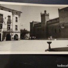 Postales: CASTILLO DE MARCILLA. NAVARRA. FOTOGRAFÍA TAMAÑO POSTAL.. Lote 245757445