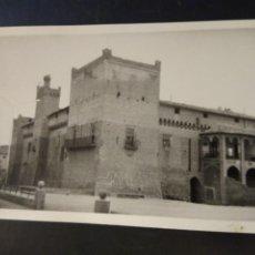 Postales: CASTILLO DE MARCILLA. NAVARRA. FOTOGRAFÍA TAMAÑO POSTAL.. Lote 245758455