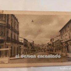Postales: TAFALLA. AVENIDA DEL GENERAL FRANCO. Lote 246063680