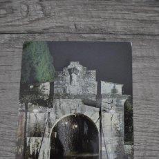 Postales: POSTAL DE PAMPLONA. PORTAL DE FRANCIA. 1975. SIN SELLOS Y ESCRITA. Lote 246313075