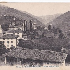 Postales: VALCARLOS, VUE GENERALE. ED. GARRACHE, PAU Nº 1. CIRCULADA. Lote 246332305