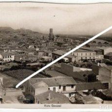 Postales: BONITA POSTAL - TUDELA (NAVARRA) - VISTA GENERAL. Lote 248010755