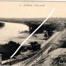 Postales: BONITA POSTAL - TUDELA (NAVARRA) - VISTA PARCIAL. Lote 248011275