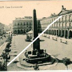 Postales: BONITA POSTAL - TAFALLA (NAVARRA) - CASA CONSISTORIAL. Lote 248615225