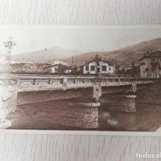 Postales: POSTAL DE TOLOSA, EL PUENTE NUEVO, NAVARRA, ED. LABORDE, NO CIRCULADA.. Lote 254044415