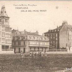 Postales: PAMPLONA - CALLE DEL PADRE MORET H. Y M. S.C.. Lote 254312190