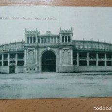 Postais: PAMPLONA (NAVARRA) NUEVA PLAZA DE TOROS. ED. ESTANISLAO ESPELOSÍN.. Lote 254694370