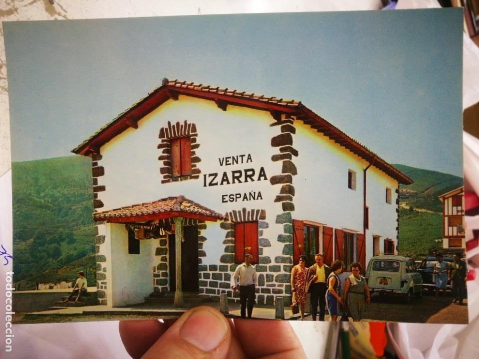 POSTAL VENTA IZARRA COL DIBARDIN VERA DE BIDASOA. N 1 TELLECHEA S/C (Postales - España - Navarra Moderna (desde 1.940))