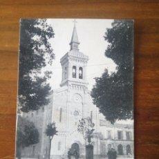 Postales: POSTAL PAMPLONA 9. IGLESIA DE SAN LORENZO PAPELERÍA MODERNA. Lote 260623390