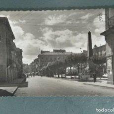 Postales: POSTAL TAFALLA (NAVARRA) - AVENIDA DON SEVERINO FERNANDEZ.. Lote 260760765