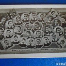Postales: (PS-65156)POSTAL FOTOGRAFICA DE TUDELA-COLEGIO DE S.FRANCISCO JAVIER.ORLA 1915-16. Lote 261230150