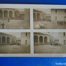 Postales: (PS-65161)POSTAL FOTOGRAFICA DE TUDELA-COLEGIO DE S.FRANCISCO JAVIER.4 ESCENAS.SELLO EN SECO. Lote 261231155