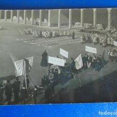Postales: (PS-65166)POSTAL FOTOGRAFICA DE TUDELA-COLEGIO DE S.FRANCISCO JAVIER.FISESTA RECTORAL.SELLO EN SECO. Lote 261232755