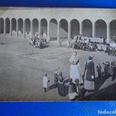Postales: (PS-65168)POSTAL FOTOGRAFICA DE TUDELA-COLEGIO DE S.FRANCISCO JAVIER.GIGANTES.SELLO EN SECO. Lote 261233065