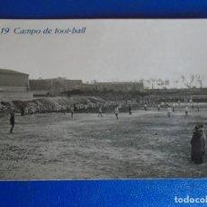 Postales: (PS-65180)POSTAL FOTOGRAFICA DE TUDELA-COLEGIO DE S.FRANCISCO JAVIER.CAMPO DE FOOT-BALL.. Lote 261236275