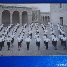 Postales: (PS-65182)POSTAL FOTOGRAFICA DE TUDELA-COLEGIO DE S.FRANCISCO JAVIER.GIMNASIA SUECA.. Lote 261236670